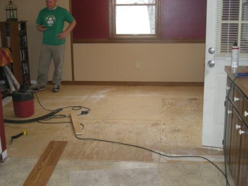 After Carpet Tearup